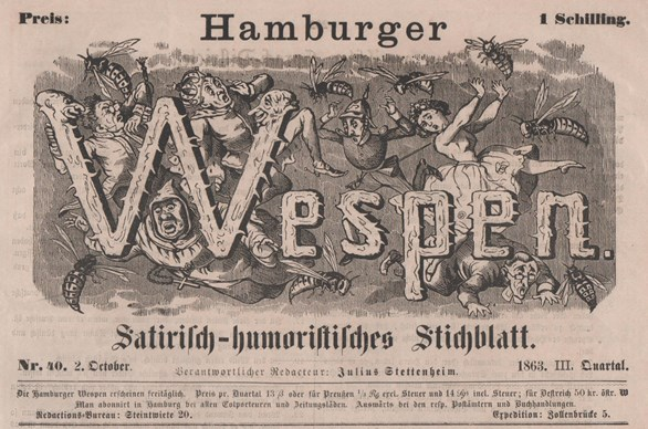 Hamburger Wespen