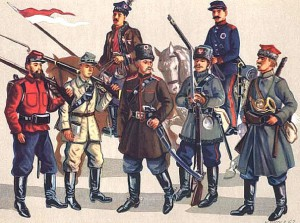 Polish_fighters_1863