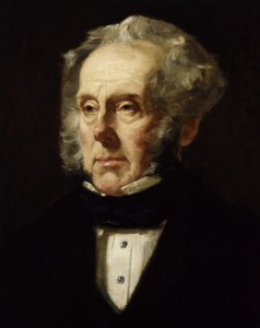 Lord Palmerston, 1855 (Quelle: Wikipedia)